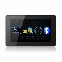 "Таблет Allview AX2 Frenzy 7"" 800 x 480, GPS, 3G, Android 4.0.4 Ice Cream Sandwich, 1GHz DUAL CO"
