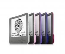 Електронен четец Energy Sistem E4 MINI - 5 цвята