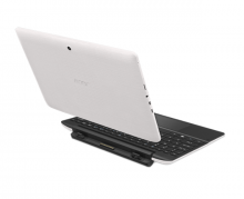 Таблет ACER Aspire Switch SW3-013-185Q - 10,1 инча, бял