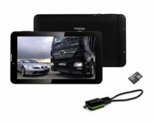 3в1 3G Таблет с GPS навигация и цифрова телевизия Prestigio Geovision 7795 за камион
