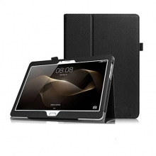 Кожен калъф за Lenovo Tab 4 10 инча + ПИСАЛКА