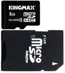 Карта памет MAXELL 8GB , CLASS 4