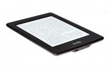 Електронна книга - eBook четец Kindle 6 инча, Wi-Fi, Черен