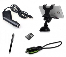 4 в 1 Lenovo Таблет + GPS навигация + Цифрова телевизия + 3G