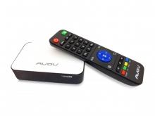 IPTV приемник AVOV ver2 мултимедиен център