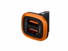 Зарядно за кола с 2 USB 2.1A Canyon CNE-CCA02B