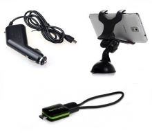 3в1 Мощнa GPS навигация с Android Samsung Tab A 8 инча, 2GB RAM, 32GB, DVR