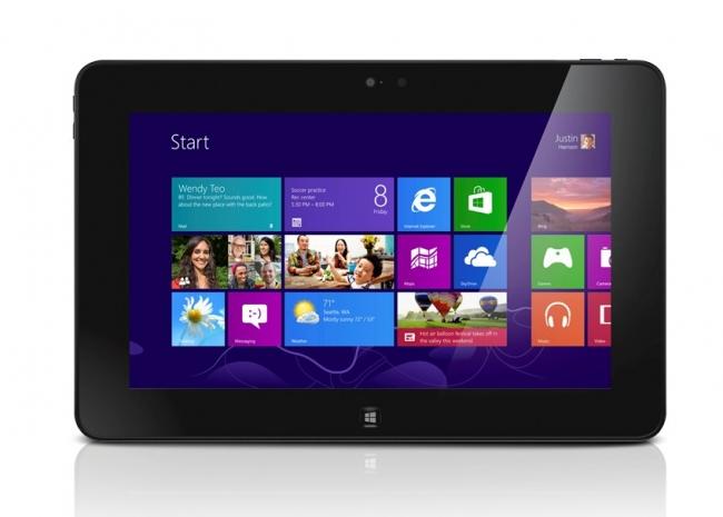 "Таблет Dell Latitude 10 Essentials - 10.1"", Dual Core 1.5GHz, 2GB DDR2, 64GB, MS Windows 8 Pro"