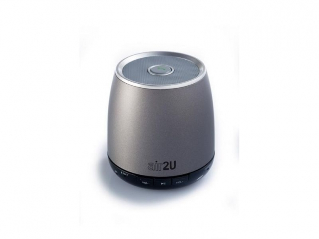 Aiptek E12 Music Speaker блутут колонка - сива