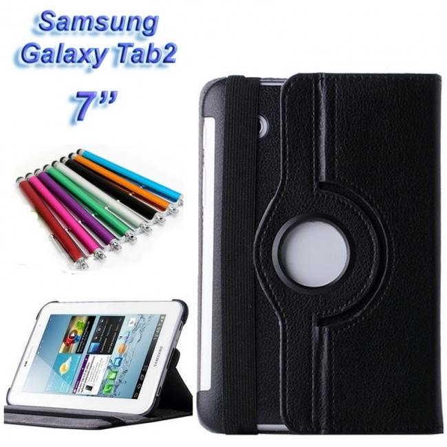 "Кожен калъф за таблет Samsung Galaxy Tab 2 7"""