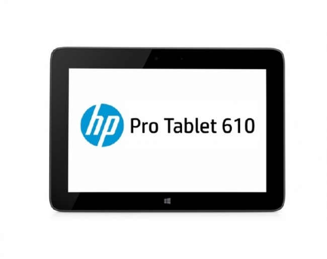 Таблет HP Pro Tablet 610 G1, Intel Atom Z3795 Quad