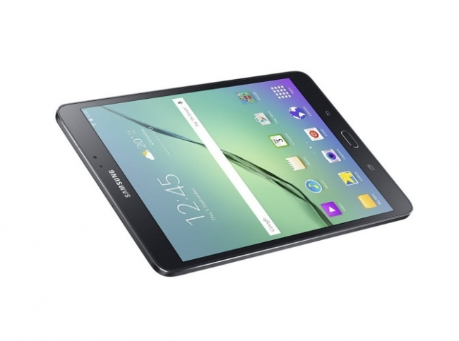 Таблет Samsung SM-T560 GALAXY Tab Е - 9.6 инча, Wi-Fi, 8GB - Черен