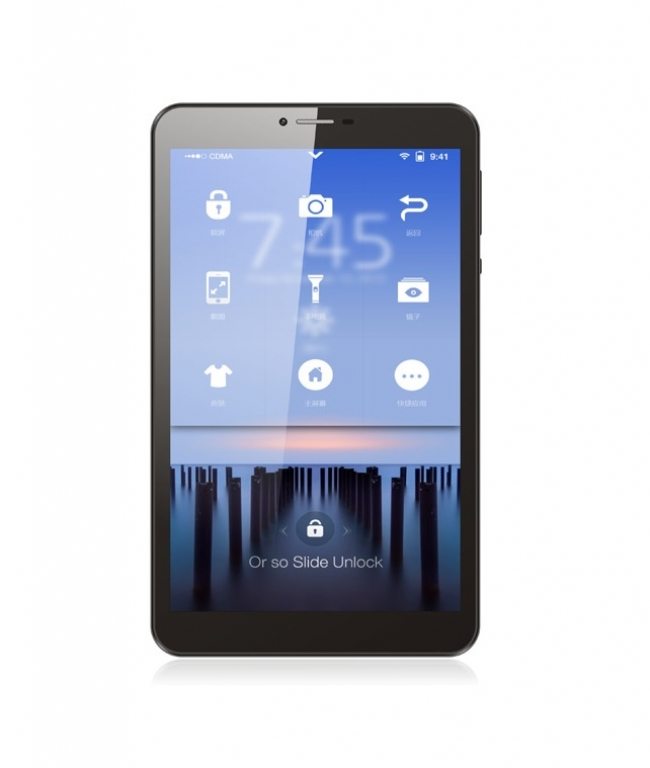 Четириядрен таблет Android Premium 8 IPS, 3G, SIM, GPS, Android 5.1