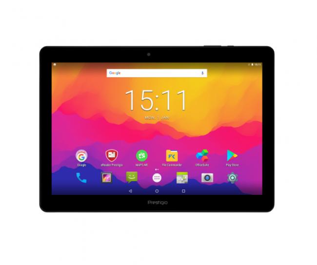 Таблет PRESTIGIO Wize 3151 3G, 10,1 инча, SIM, Android 7, 1GB RAM