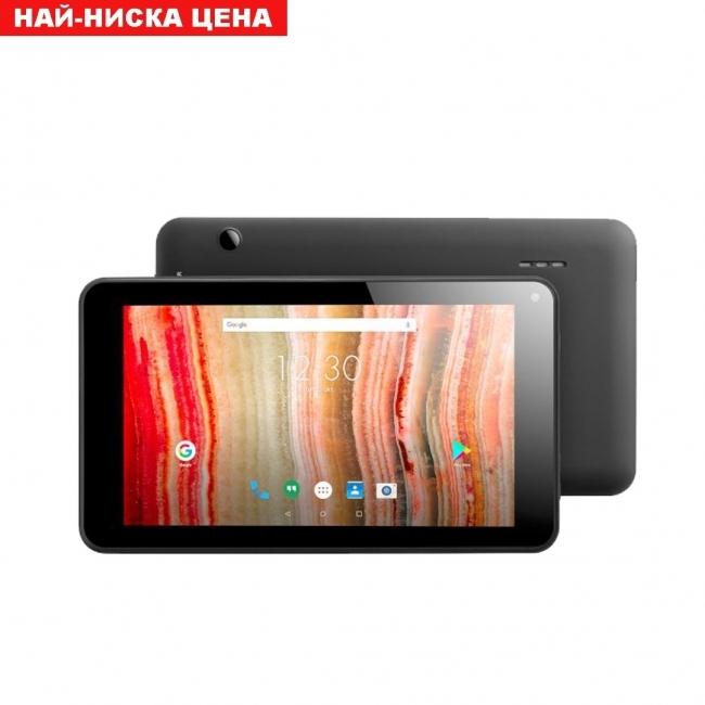 Таблет QuadColor Black 7 инча, 8GB
