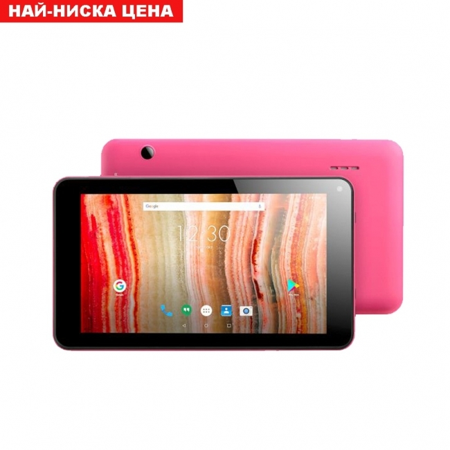 Розов таблет QuadColor Pink 7 инча, 8GB