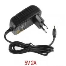 Зарядно за таблет за 220V - 5V - 2A - 2.5 mm