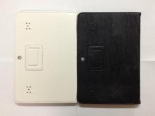 Универсален кожен калъф за таблет 10.1 тип папка
