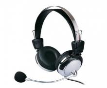 Слушалки с микрофон 2 в 1 WEILE WL 301MV