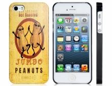Пластмасов калъф Peanuts за iPhone 5/5s