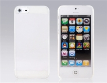 Пластмасов калъф за iPhone 4/4s прозрачен