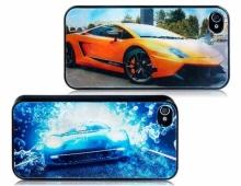 Пластмасов калъф за Iphone 4/4S  3D КОЛА
