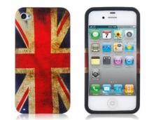 Пластмасов калъф за Iphone 4/4S ЗНАМЕ НА UK