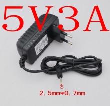 Мощно зарядно за таблети за 220V - 2,5mm - 3A