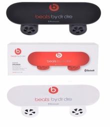 Bluetooth аудио колонка с MP3 плеър Beats By Dr Dre Скейтборд ( реплика )  - 3 цвята