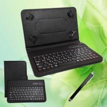 Универсален калъф с Bluetooth клавиатура за таблети 7, 7.9 инча + БОНУСИ