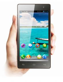 Четириядрен смартфон Privileg JK-11 - 5 инча, 1GB RAM, 2 СИМ, 3G, БЯЛ