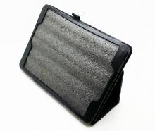 Кожен калъф за Samsung Galaxy Tab A (P350) 8 инча ПАПКА + ПИСАЛКА