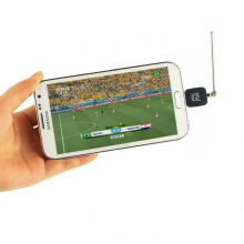 Цифров DVB-T дигитален мобилен ТВ тунер FT TV за Android смартфони и таблети