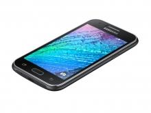 Смартфон Samsung J100 Galaxy J1 - Черен