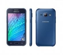 Смартфон Samsung J100 Galaxy J1 Duos - Син