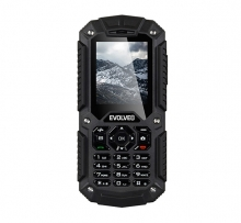 Телефон с подсилена конструкция Evolveo StrongPhone X2 - водоустойчив