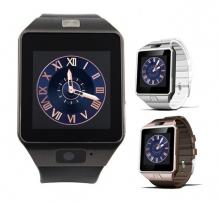 Смарт часовник с Bluetooth, камера, 3G и SIM карта - DZ09