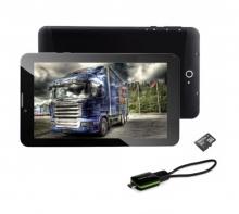 3 в 1 GPS 3G Таблет DIVA 7 инча, Android, SIM, Навигация, Цифрова телевизия