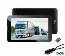 5в1 GPS 3G Таблет DIVA 7 инча, Quad Core, Android 5.1, SIM, Навигация, Телевизия