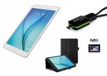 3 в 1 Таблет Samsung Galaxy Tab A 9.7 инча + цифрова телевизия + GPS навигация