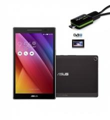 Мощен таблет с навигация 5 в 1 Asus ZenPad 8 инча, 4G, Цифрова ТВ, GPS, 2 програми