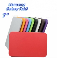 """Твърд предпазен калъф за Samsung Galaxy TAB 2 - 7"""" тип стойка"""