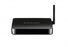 Мултимедийна кутия Android TV box EVOLVEO ANDROID BOX H4