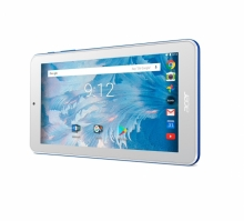 Таблет с GPS навигация Acer Iconia B1-7A0 IPS - 7 инча, Android 7, 2 програми