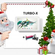 Промоция! Бял таблет QuadColor White 7 инча, 16GB + Калъф