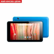 Син таблет QuadColor Blue - 7 инча, 8GB